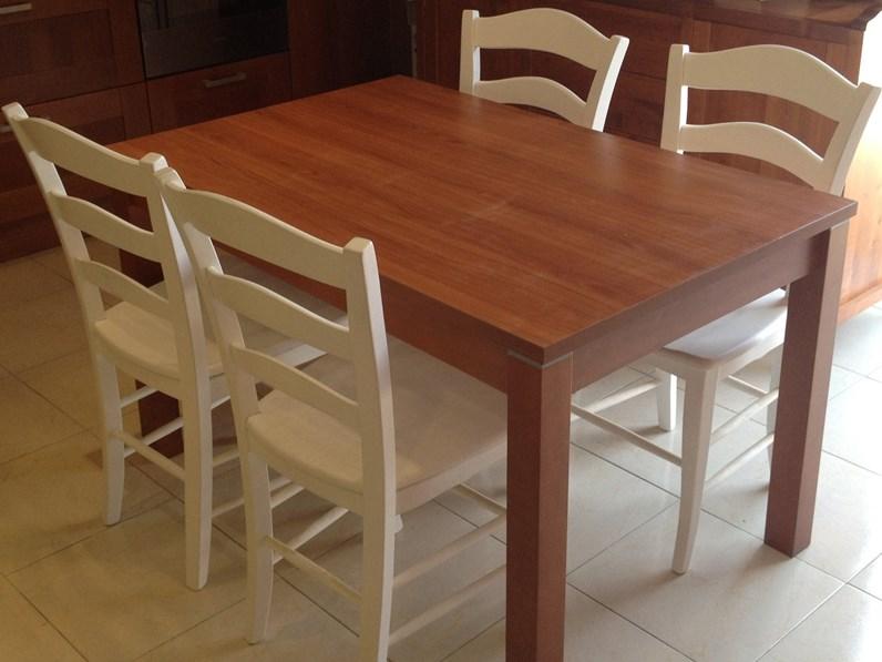 Outlet cucina innova for Tavole e sedie da cucina