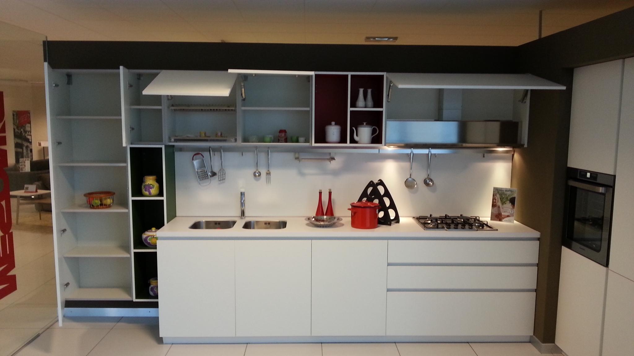 Outlet cucina mesons cucine a prezzi scontati - Maniglie sportelli cucina ...