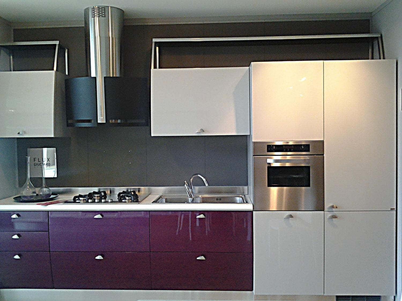 Outlet cucina scavolini flux cucine a prezzi scontati - Cucine faber prezzi ...
