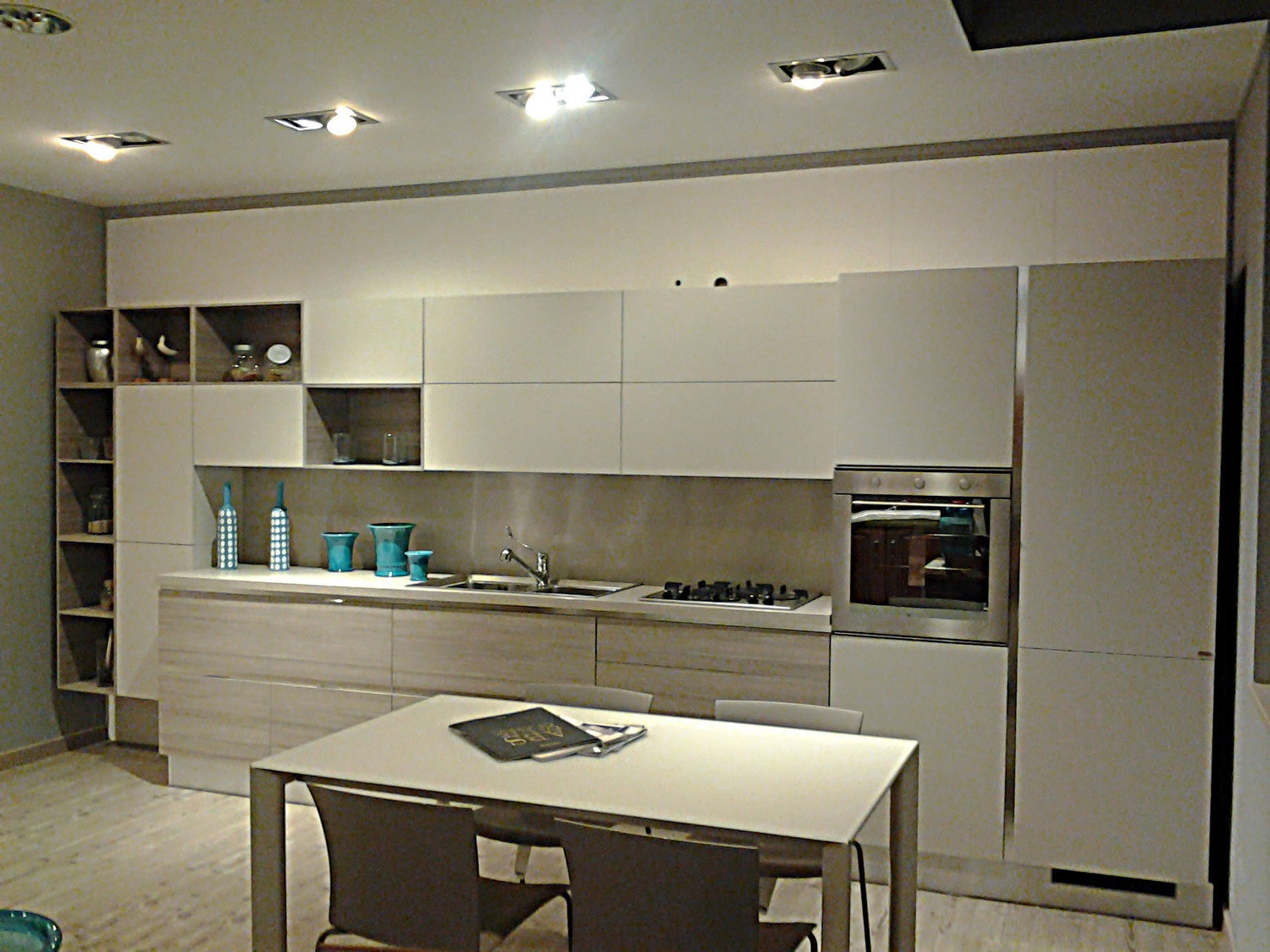 OUTLET CUCINA SCAVOLINI MOOD