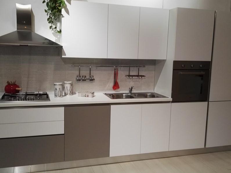 Cucina gicinque con gola cm 363 scontatissima pronta consegna - Alma scuola cucina costo ...