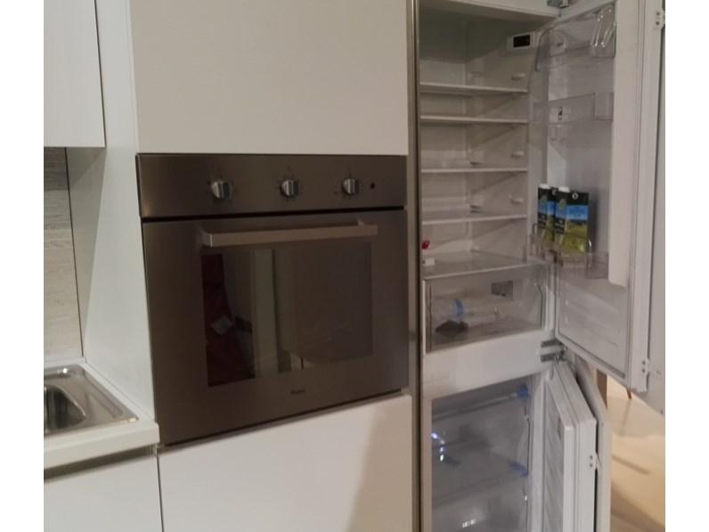 Prezzo Lavastoviglie Da Incasso : Cucina gicinque con gola cm scontatissima pronta consegna
