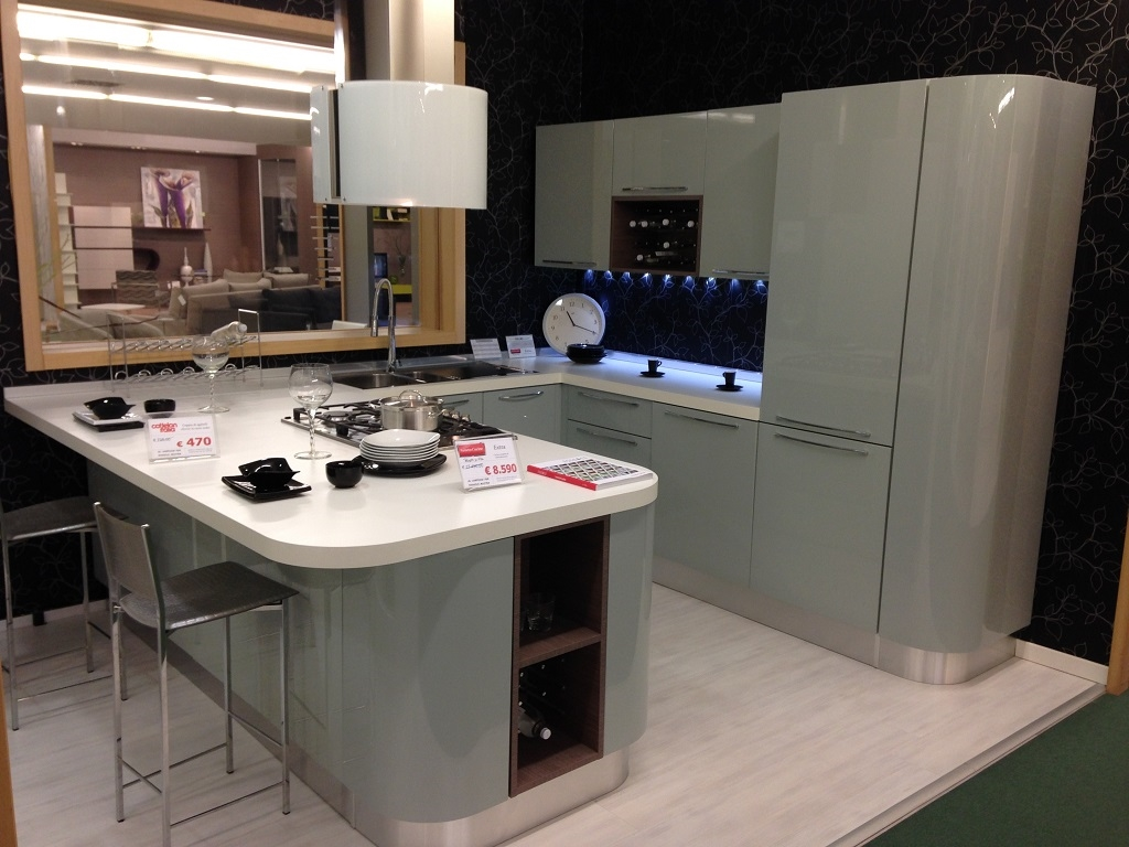 Outlet cucine torino top scheda prodotto with outlet for Cucine design outlet