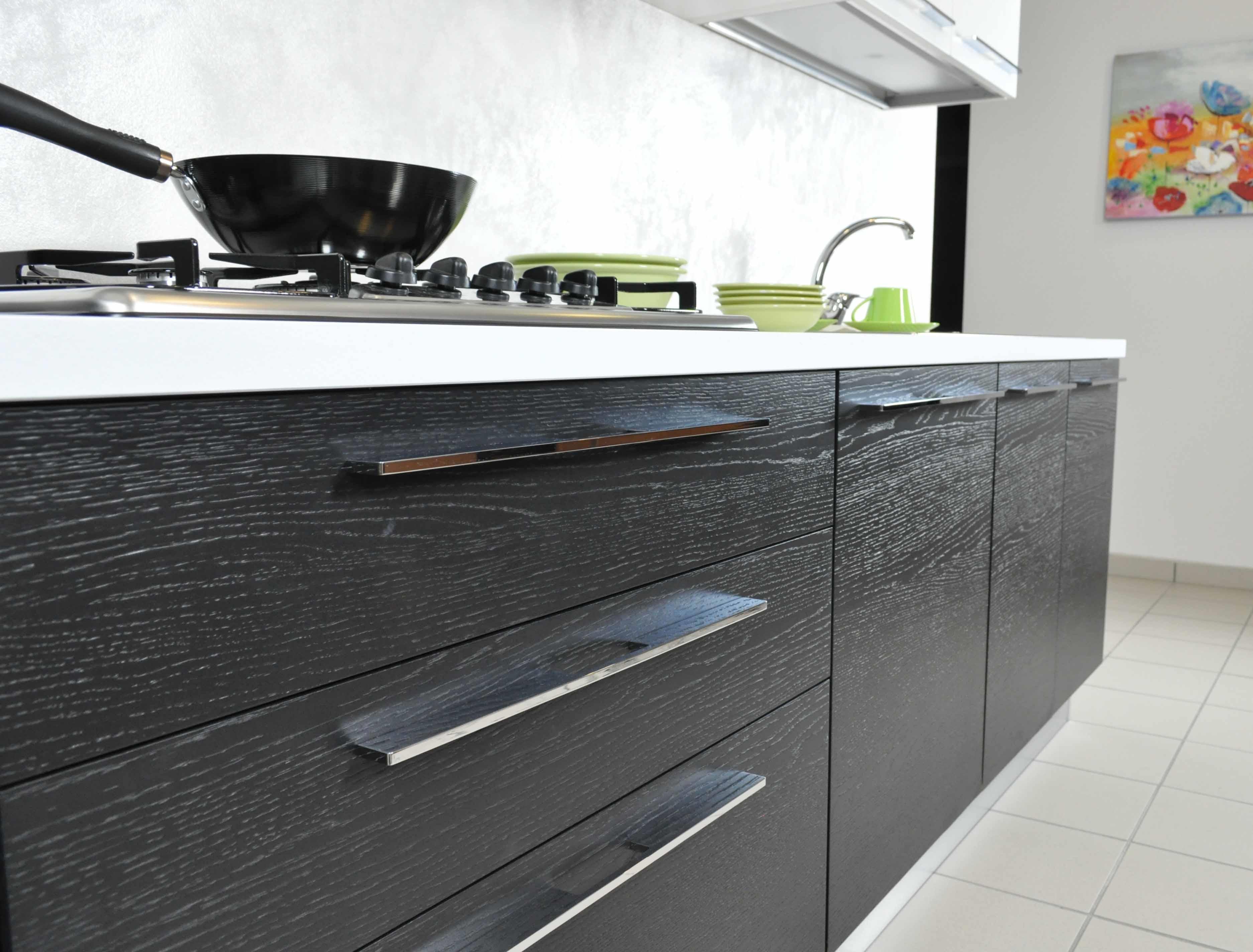 Cucina moderna lube nilde impiallacciata sconto del 47 - Prezzi cucine lube ...