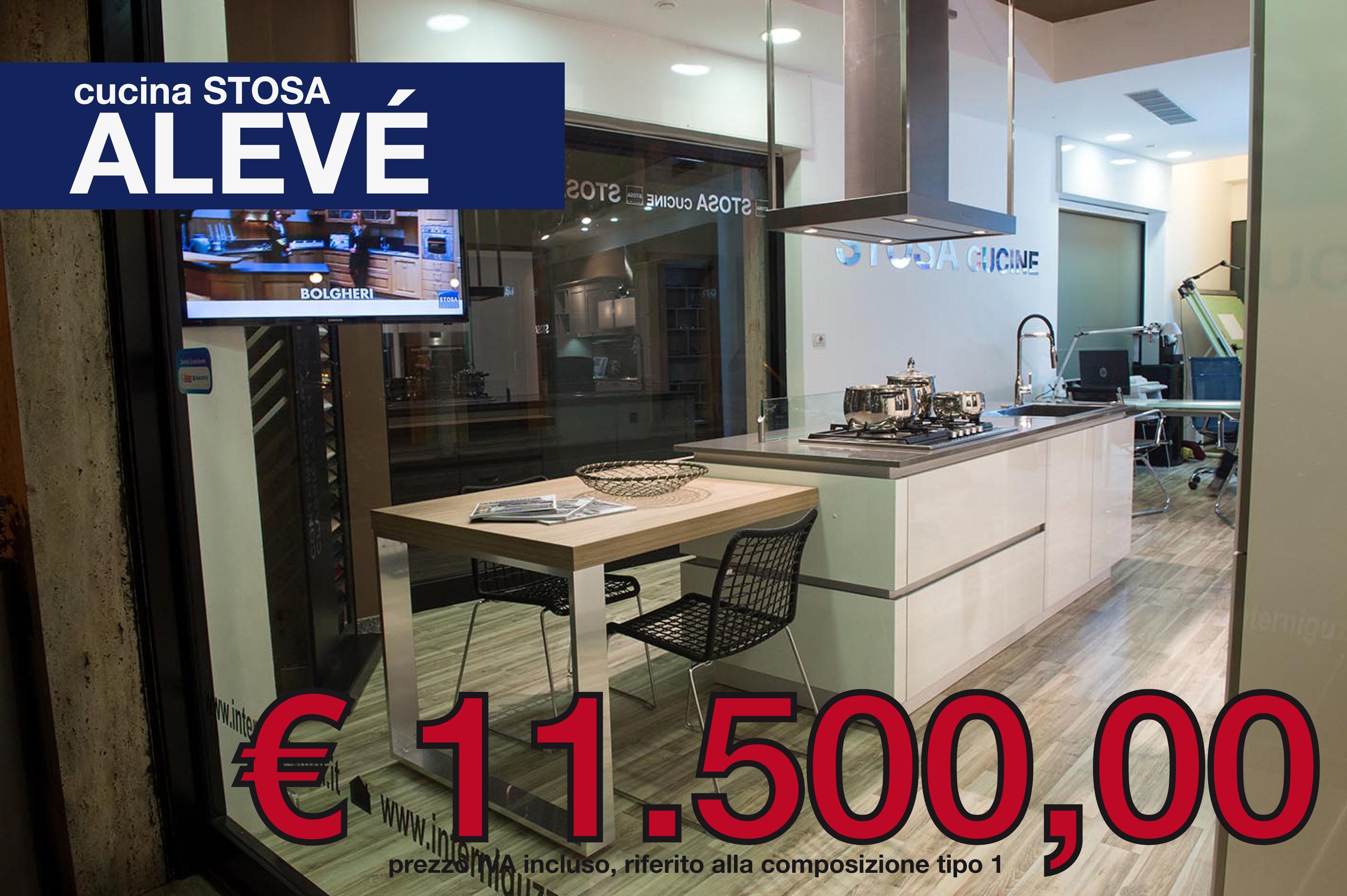 Promo cucina stosa alev 22277 cucine a prezzi scontati - Stosa cucine prezzi ...