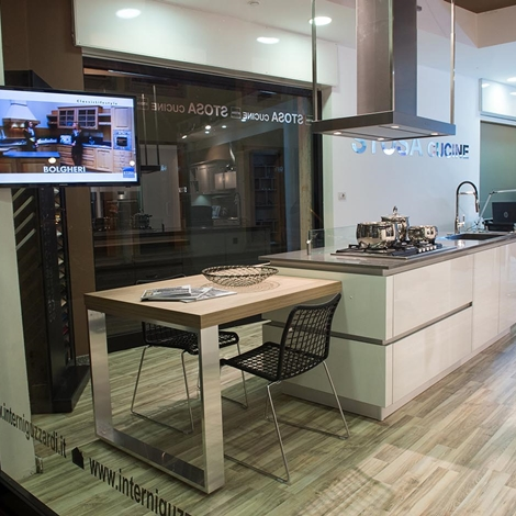 Cucina Stosa Cucine Alev Allegra Laccato Lucido Cucine
