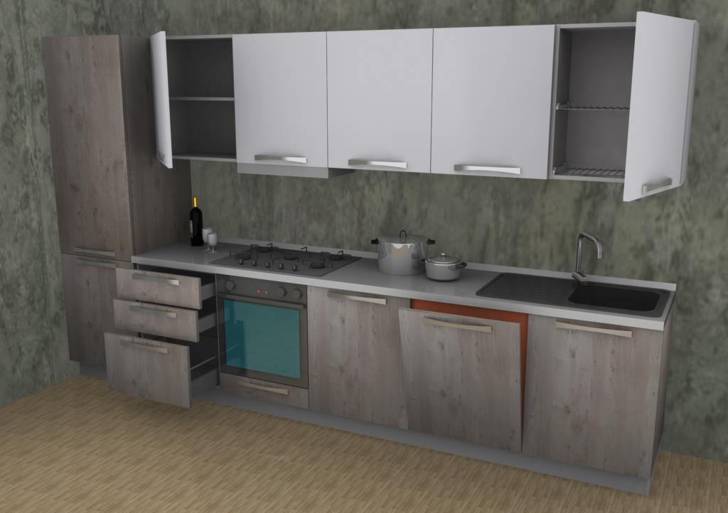 Cucina Stosa Maya ~ Migliore Ispirazione Per La Casa e l\'interior ...