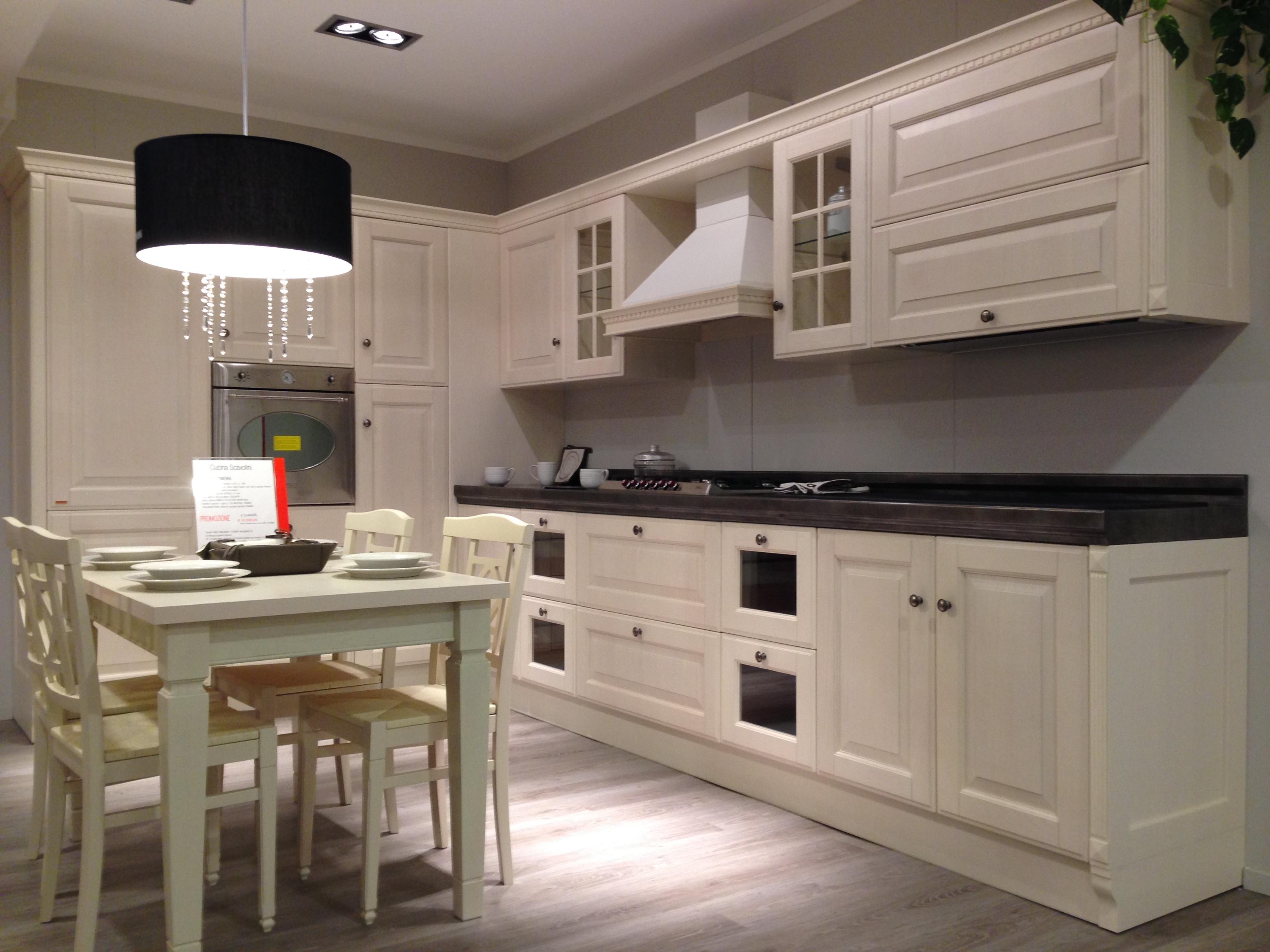 Promozione cucina baltimora cucine a prezzi scontati - Cucine scavolini prezzi ...