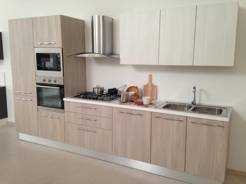 Promozione cucina con elettrodomestici rex cucine a - Le fablier cucine prezzi ...