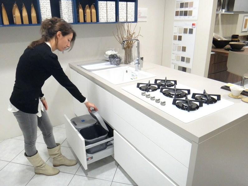 Cucina lube cucine essenza scontato del 50 - Cucina essenza lube ...