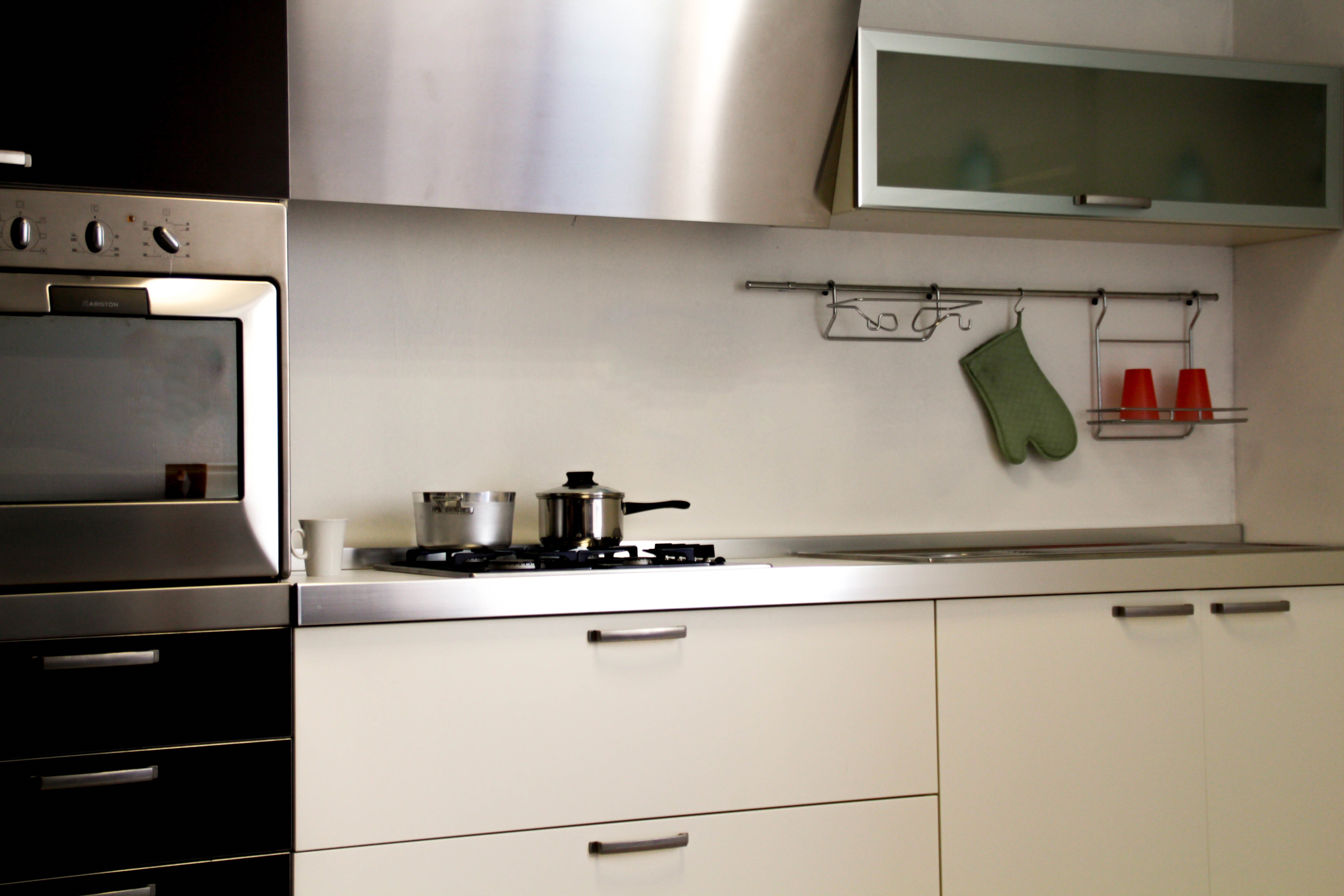 Salvarani cucina tender color scontato del 60 cucine for Mopar arredamenti