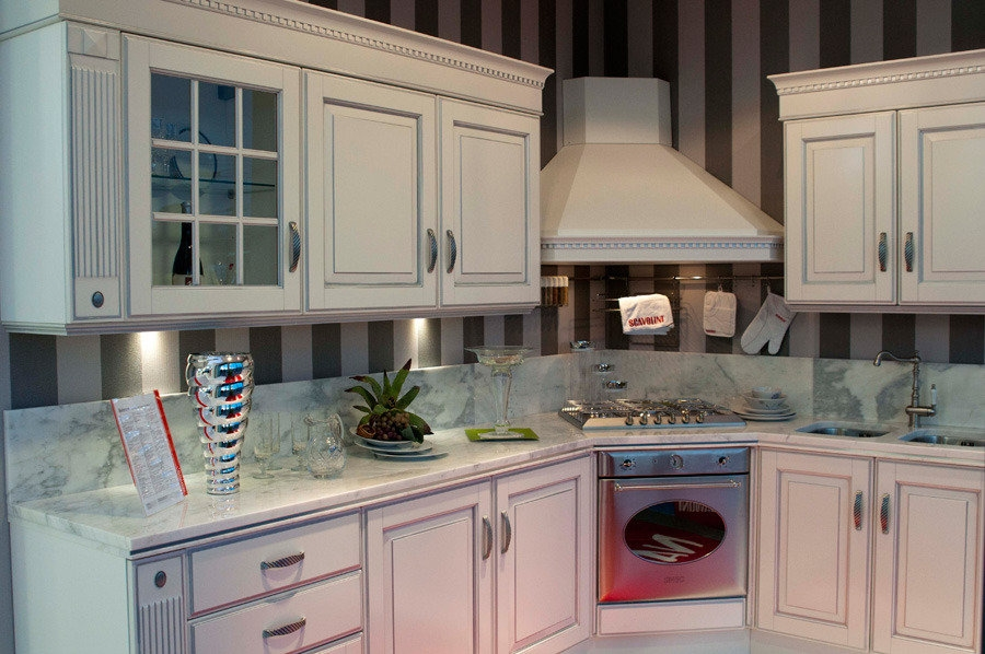 Scavolini baltimora cucina cucine a prezzi scontati for Cucina baltimora scavolini