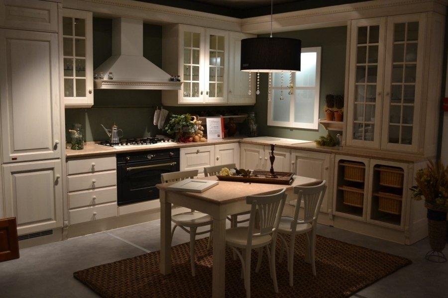 Scavolini baltimora occasione 6583 cucine a prezzi scontati - Cucina baltimora scavolini prezzo ...