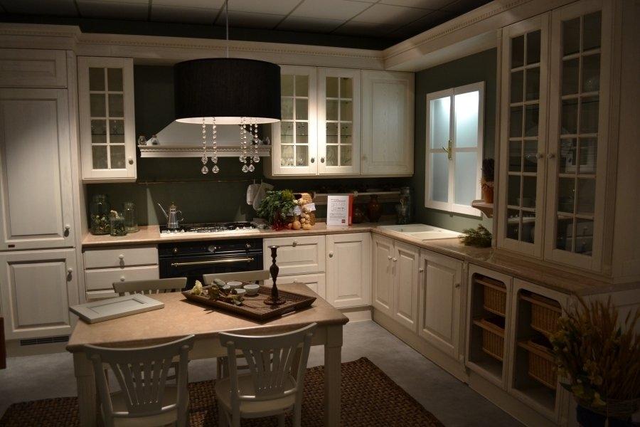 Scavolini baltimora occasione 6583 cucine a prezzi scontati - Cucina scavolini baltimora ...