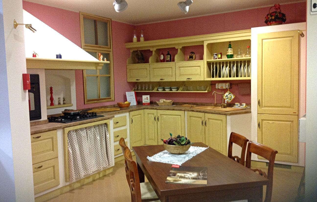 Scavolini Belvedere Muratura - Cucine a prezzi scontati