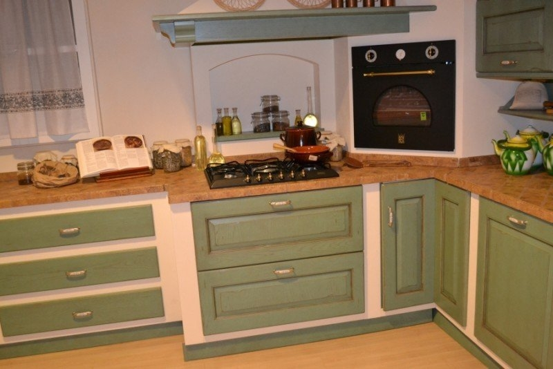 cucine di occasione : ... linea tradizionale di scavolini ? la cucina che pi? di tutte riesce