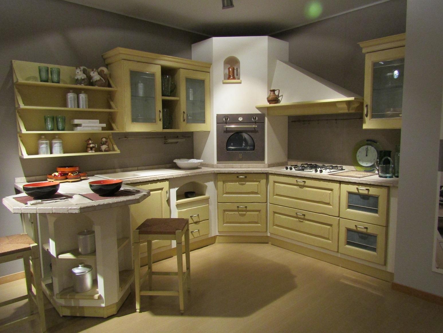 Scavolini cucina modello belvedere offerta 60 cucine a prezzi scontati - Prezzo cucine scavolini ...