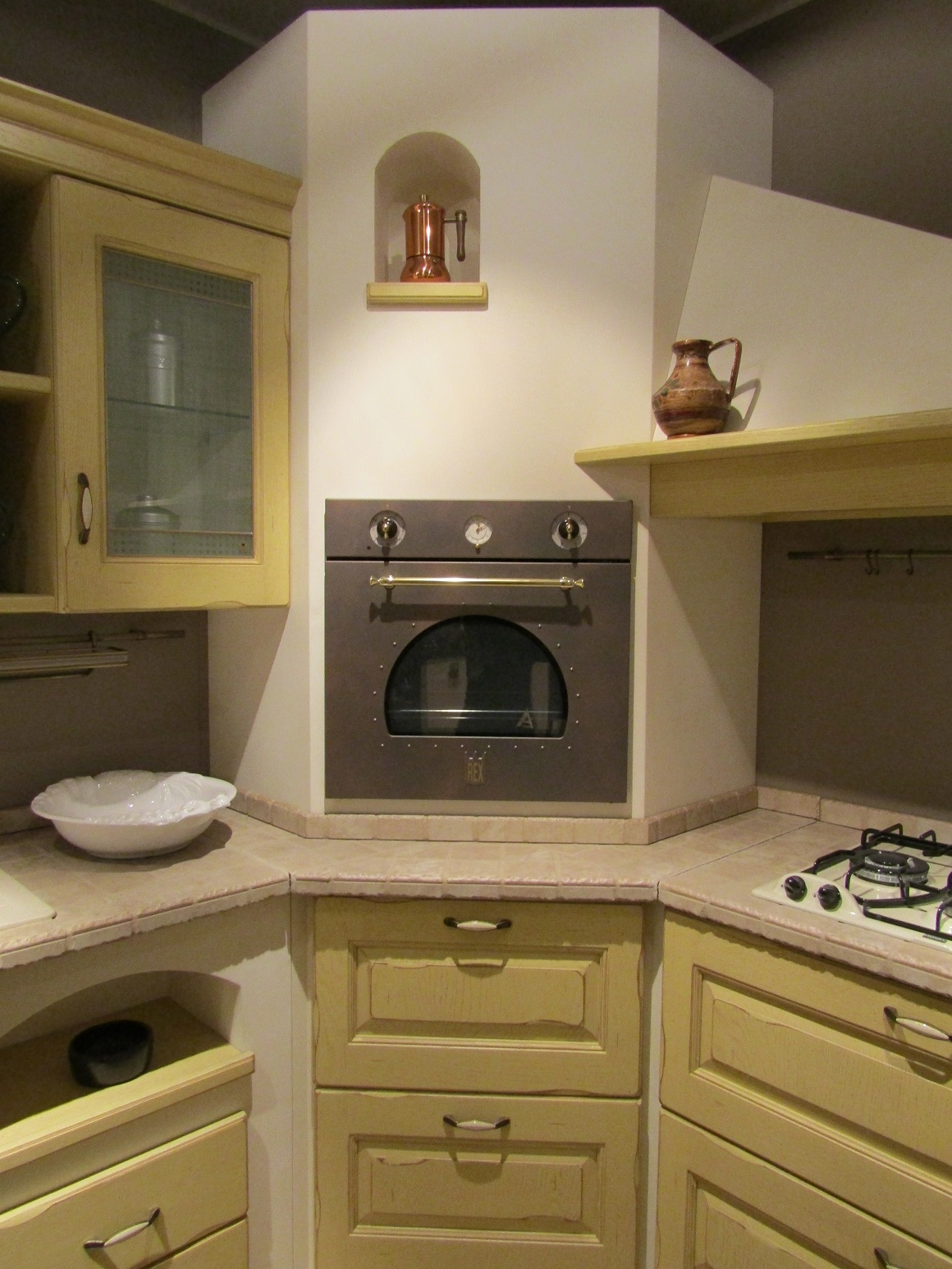 Cucine Incassate In Muratura. Awesome Cucine Incassate In Muratura ...