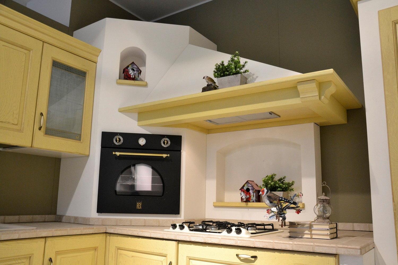Cappe Rustiche Per Cucine In Muratura. Top Cucina In Muratura Con ...