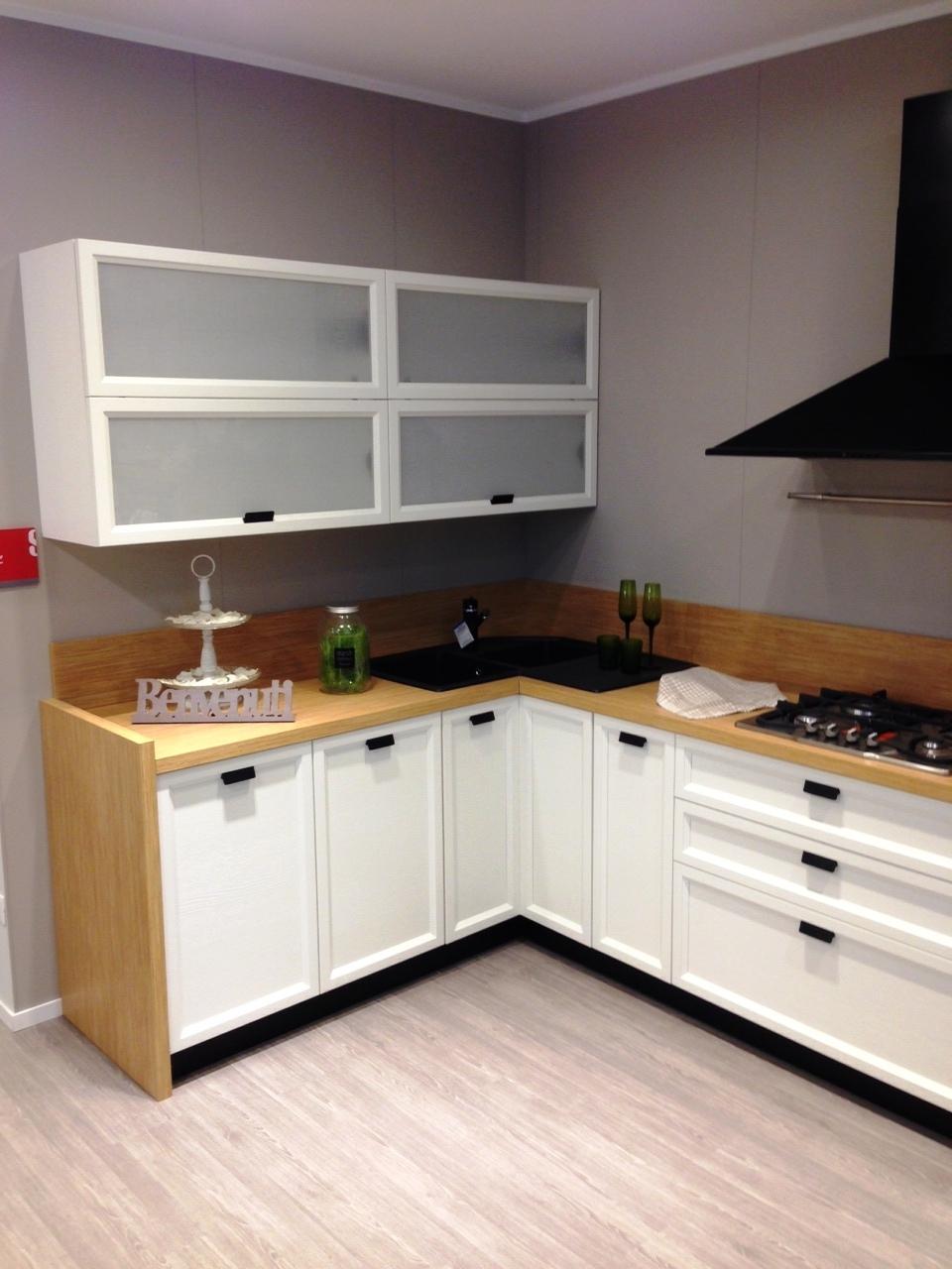 scavolini cucina atelier scontato del 48 cucine a prezzi scontati. Black Bedroom Furniture Sets. Home Design Ideas