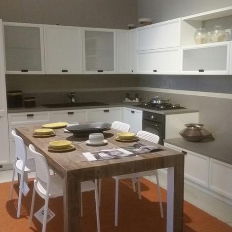 Scavolini Cucina Atelier Telaio Legno Scontata 34% - Cucine a ...