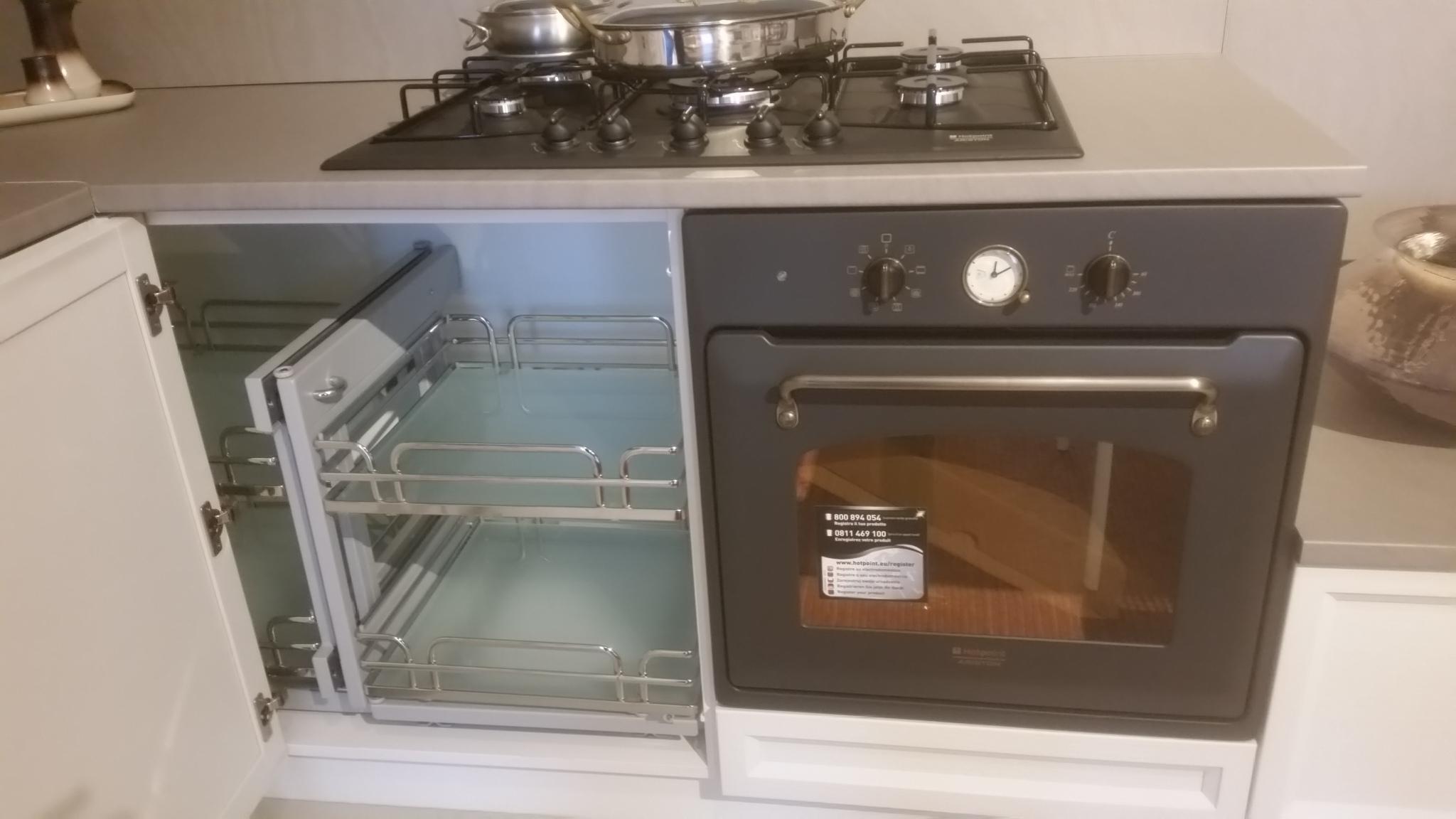 Scavolini Cucina Atelier Telaio Legno Scontata 40% - Cucine a prezzi scontati