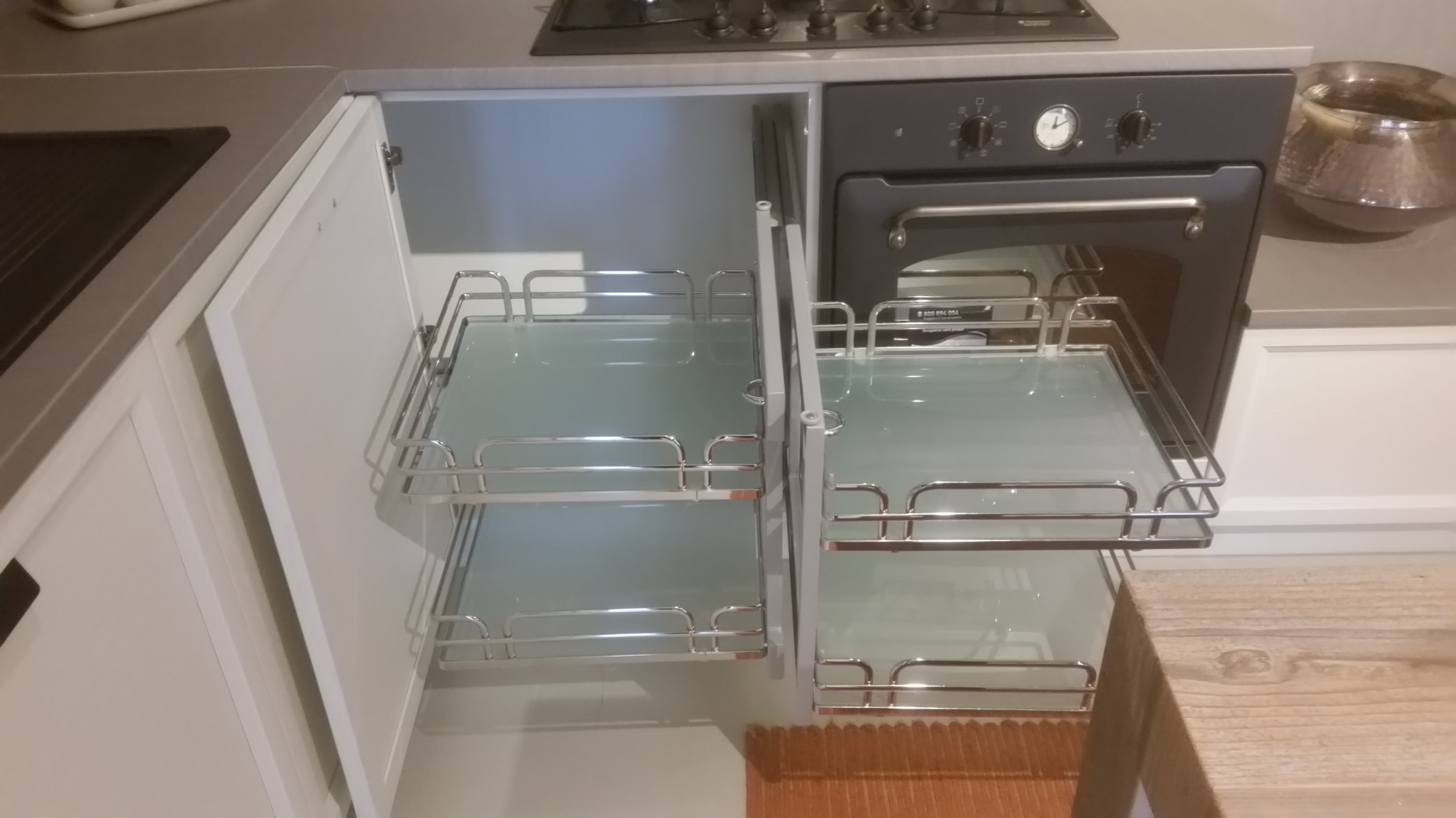 Cestelli Estraibili Per Cucina ~ La Migliore Scelta di Casa e ...