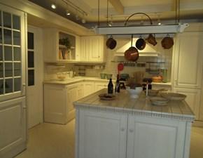 Scavolini Cucina Baltimora anta legno telaio