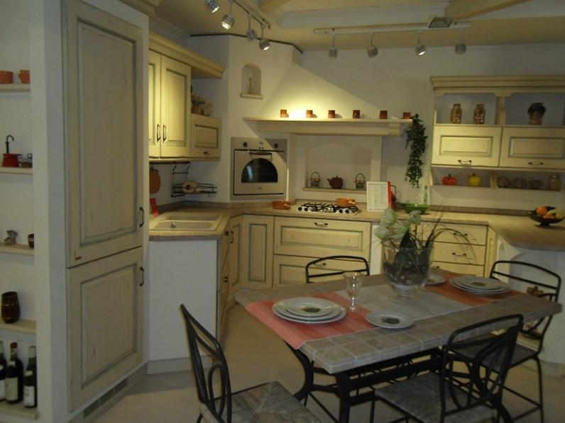 Scavolini Cucina Belvedere Country Legno