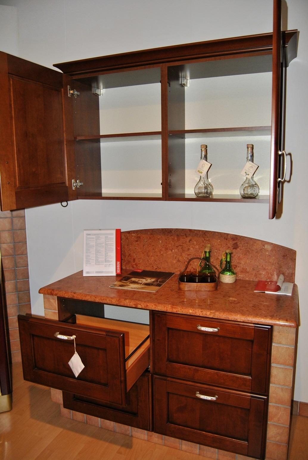 Scavolini cucina cora cucine a prezzi scontati - Cucine in muratura scavolini ...