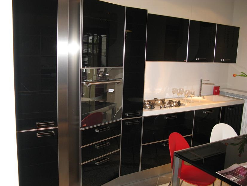 Stunning Cucina Scavolini Crystal Contemporary - Design & Ideas ...