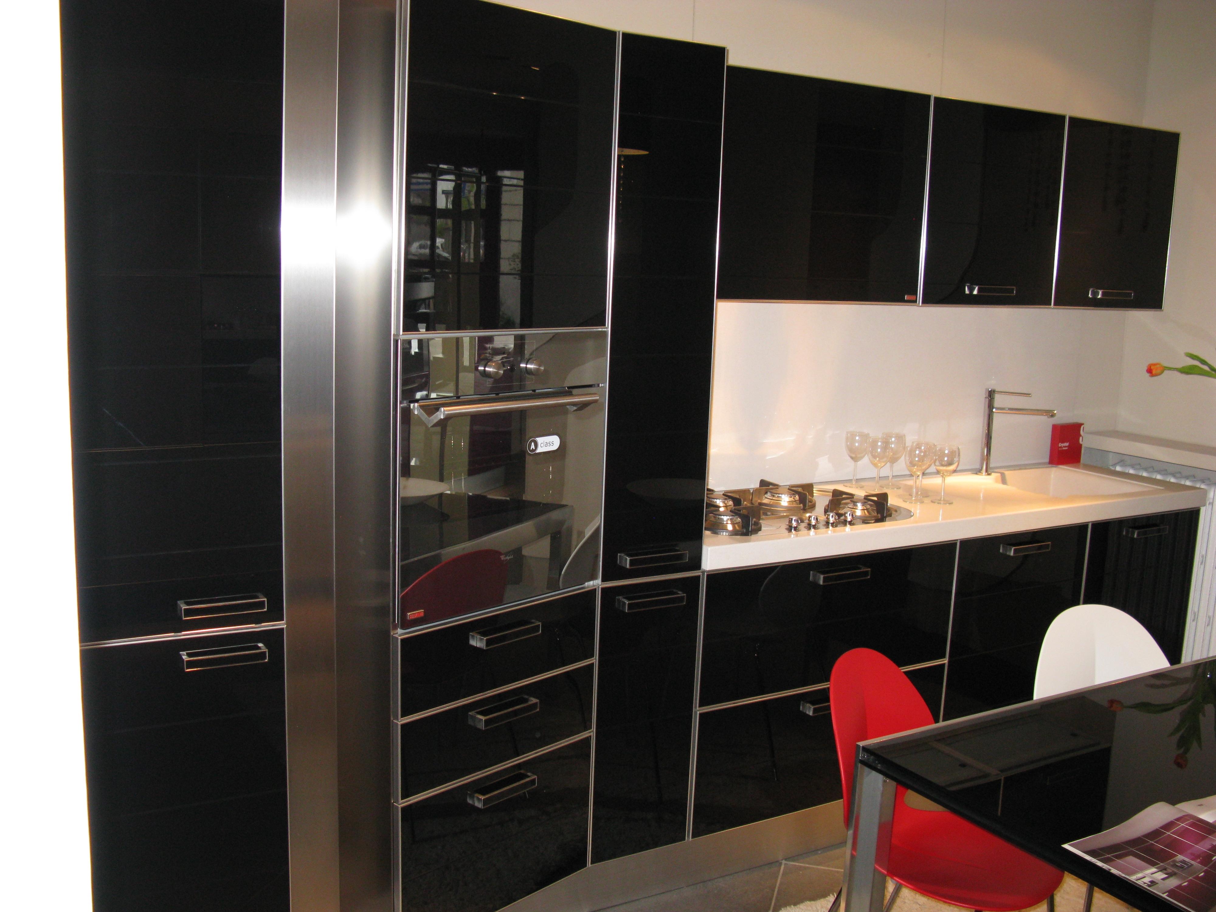 Scavolini cucina crystal cucine a prezzi scontati - Cucine 3 metri scavolini ...
