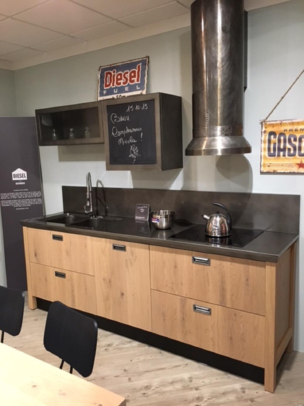 Scavolini cucina diesel scontato del 25 cucine a - Cucine 3 metri scavolini ...