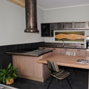 cucina Scavolini Diesel Social Kitchen stile Industriale