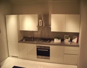 Outlet cucine prezzi in offerta sconto 50 60 - Cucina scavolini evolution bianca ...