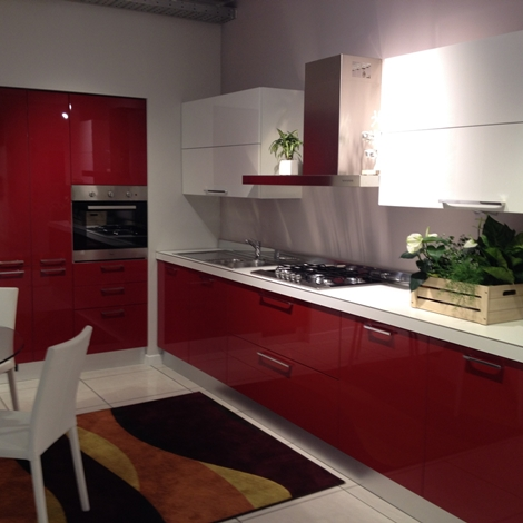 Stunning Cucine Moderne Laccate Lucide Pictures - Home Ideas ...