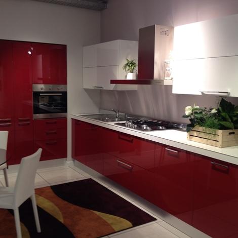 Cucine Moderne Laccate Lucide. Simple Cucina Scavolini Mood ...