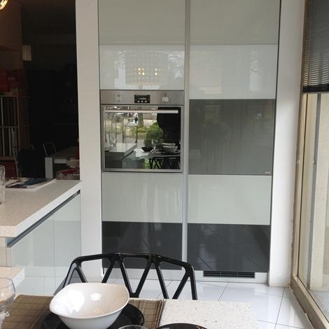 scavolini cucina vetro tretix - Cucine a prezzi scontati