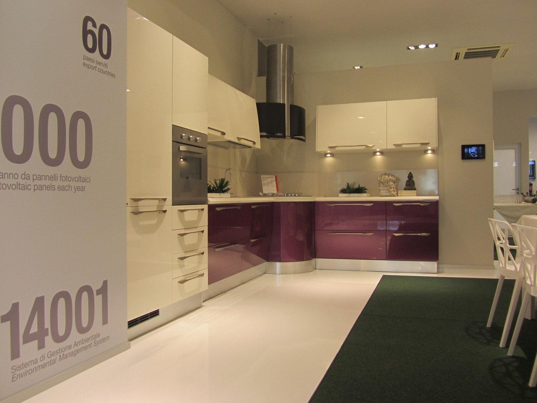 Cucina Di Design Flux : Foto Cucina Angolare Scavolini Flux ...