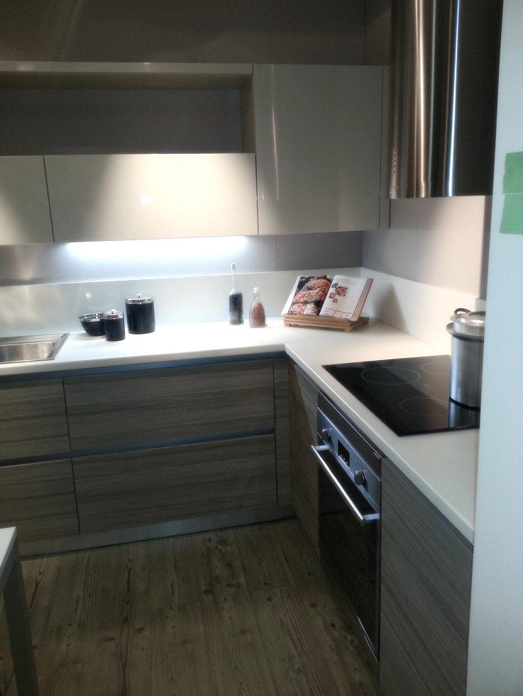 Cucine Moderne Ad Angolo Prezzi. Stunning Cucina Clover With ...