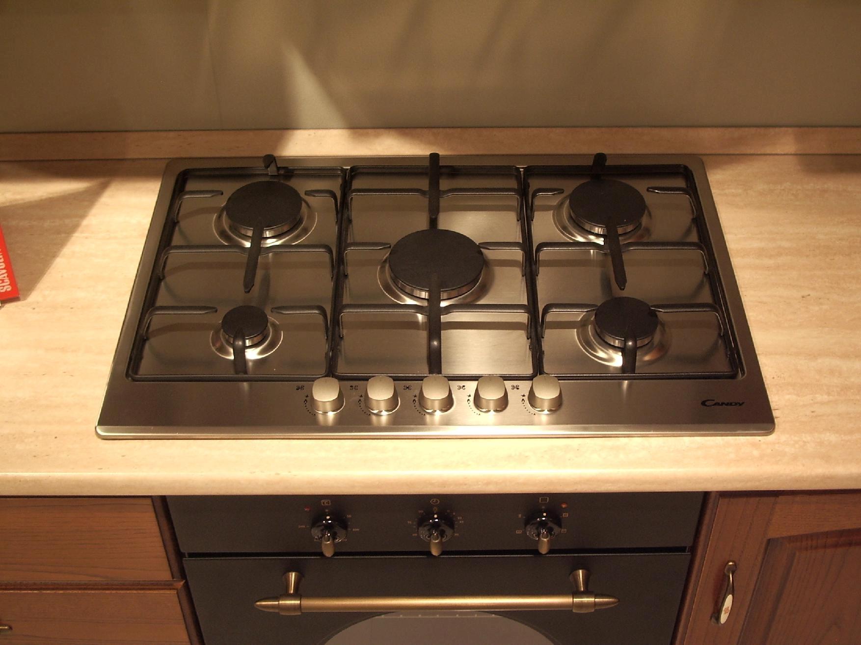 Cucina scavolini madeleine scontato del 50 cucine a - Cucina piano cottura ...