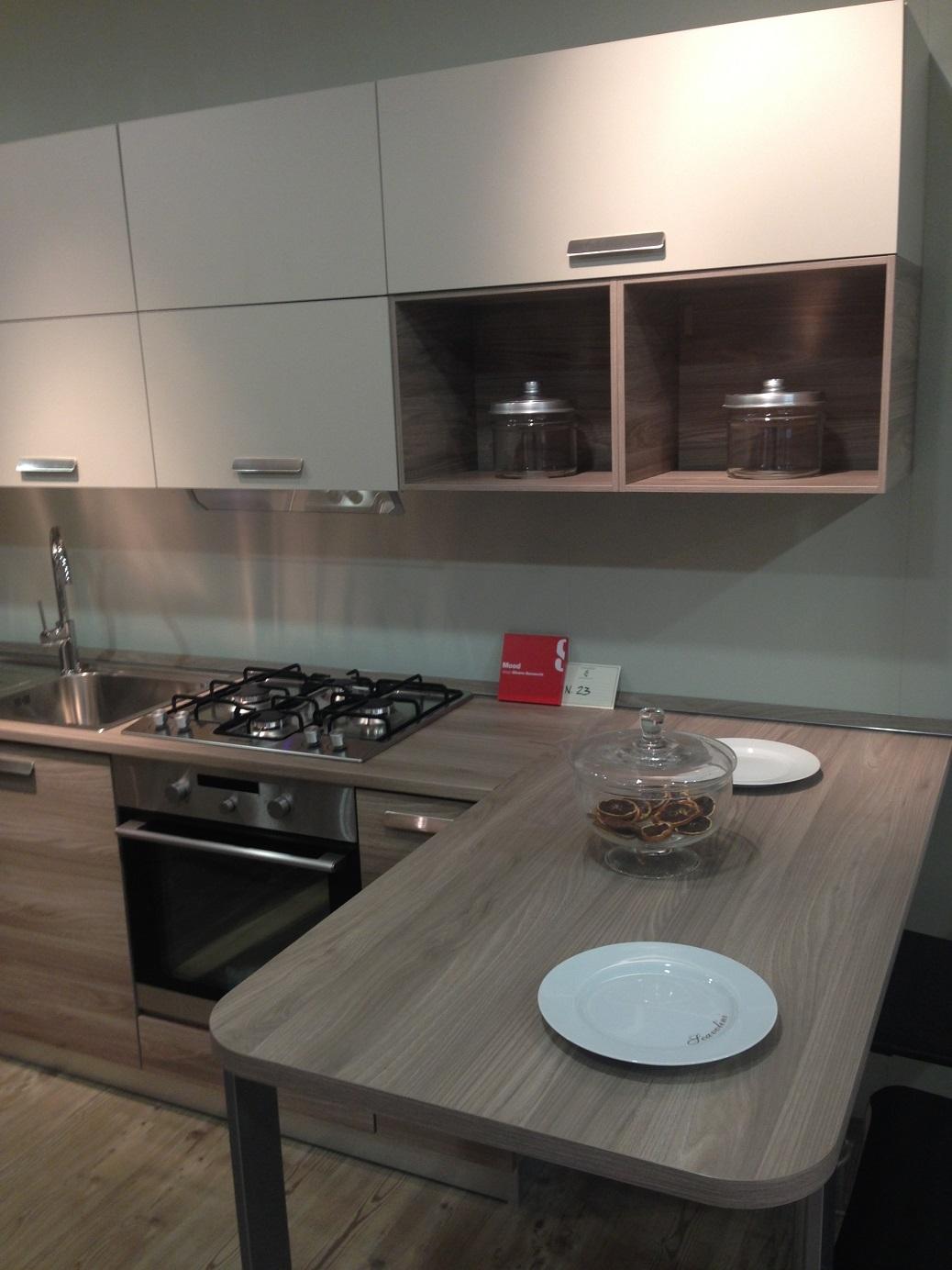 Scavolini modello Mood cucina scontata del 50% - Cucine a prezzi ...