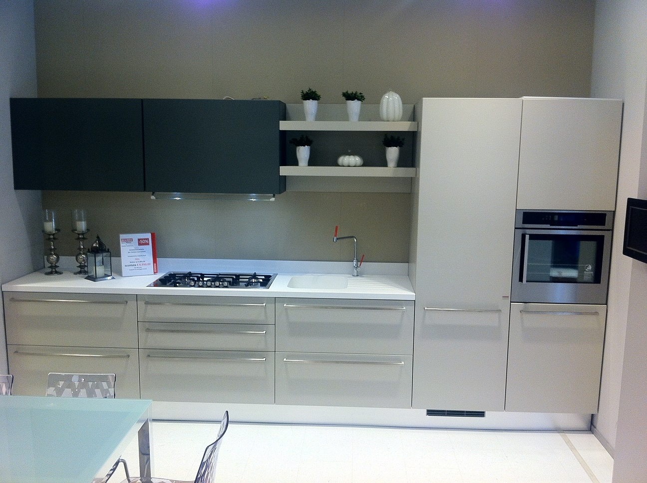 SCAVOLINI offerta outlet Mod. Feel