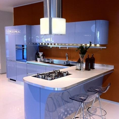 Scavolini offerta outlet mod tess pervinca cucine a prezzi scontati - Costi cucine scavolini ...