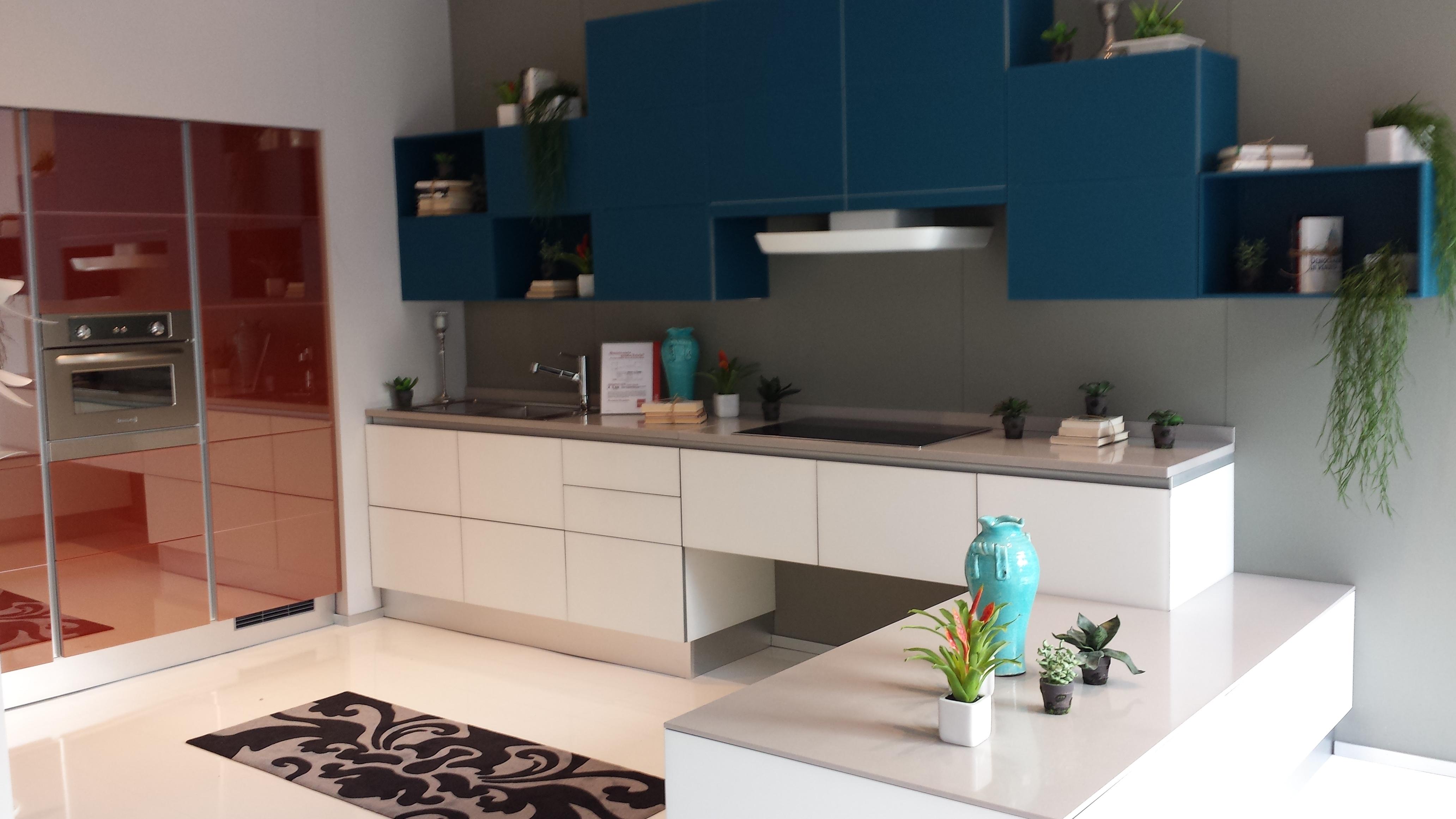 Scavolini offerta outlet mod tetrix cucine a prezzi for Scavolini milano