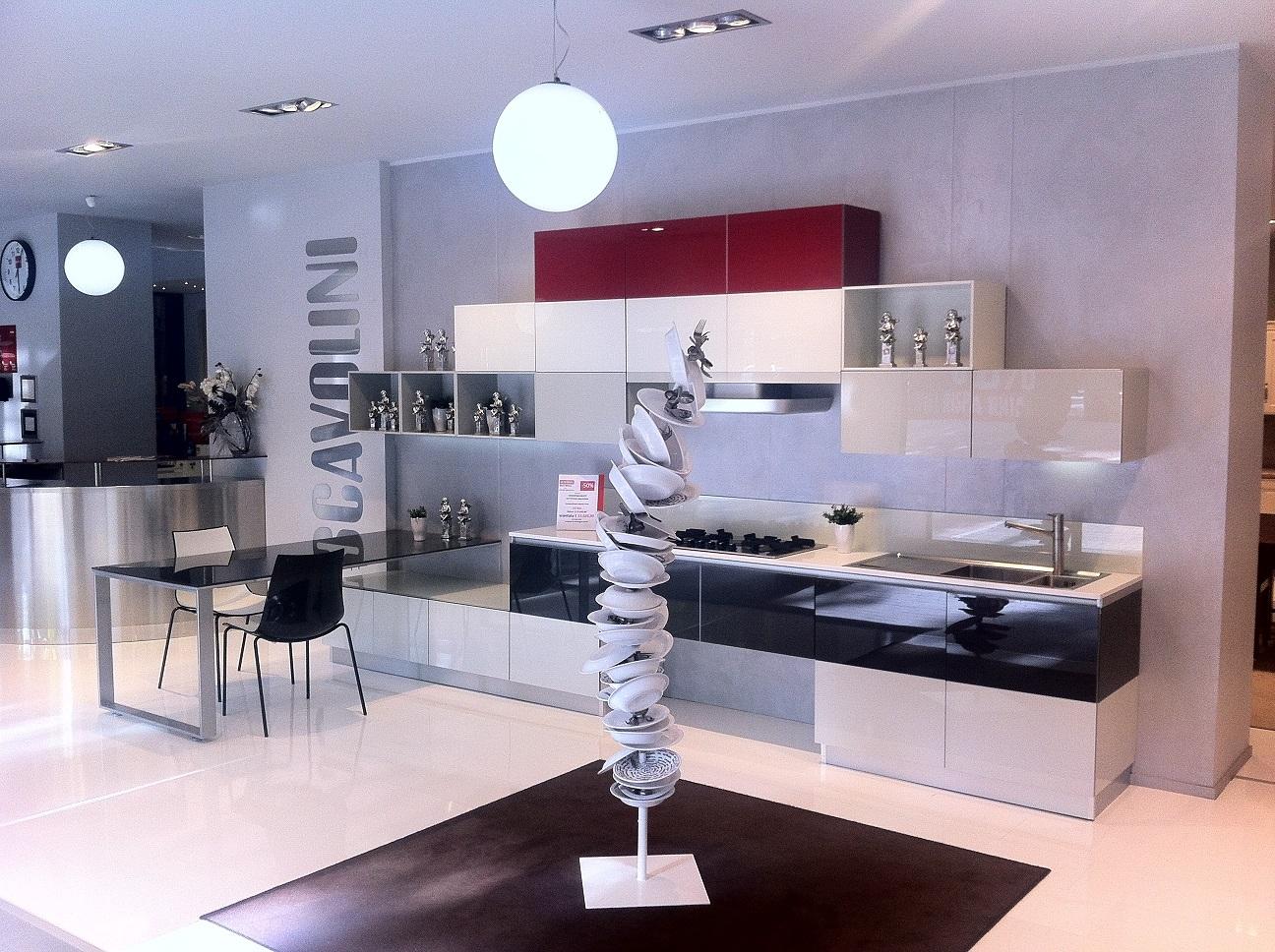 Scavolini offertissima mod tetrix cucine a prezzi scontati - Costi cucine scavolini ...