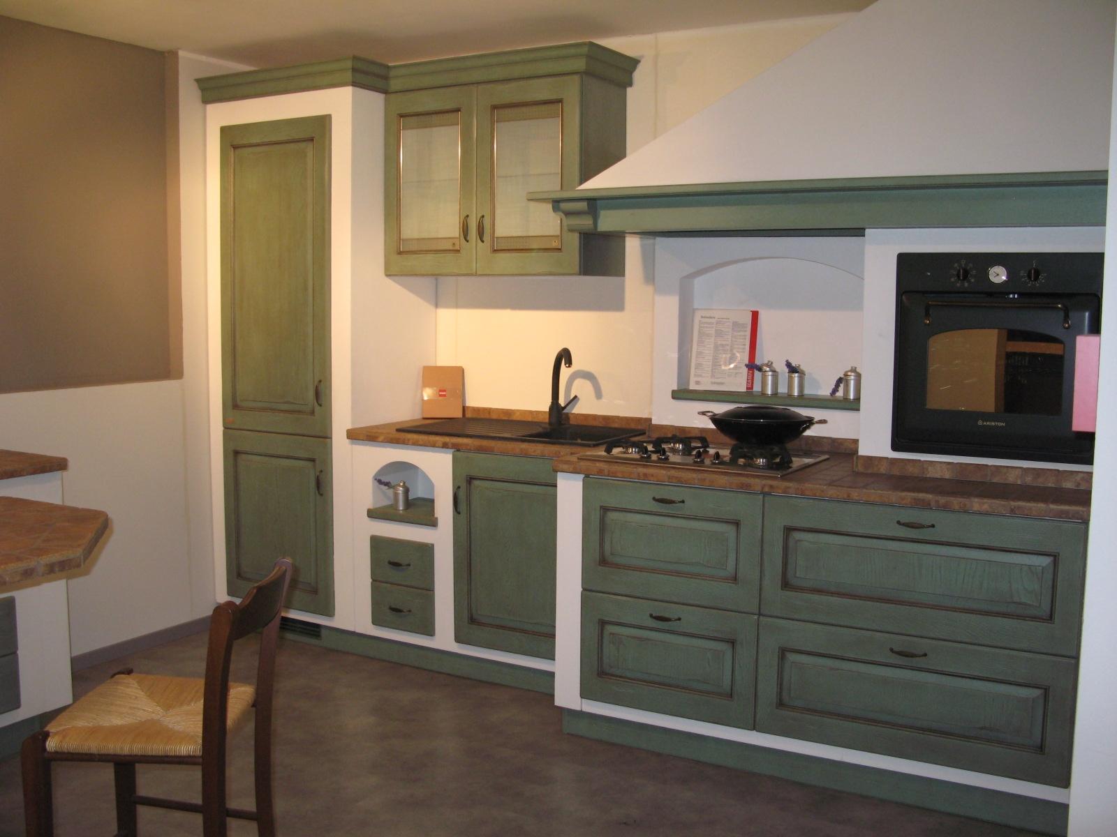 Scavolini offertissima outlet mod belvedere cucine a prezzi scontati - Cucine scavolini country ...