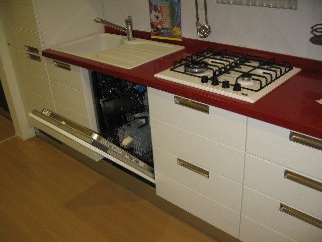 Cucine Scavolini Rainbow : Scavolini rainbow legno rovere cucine a prezzi scontati