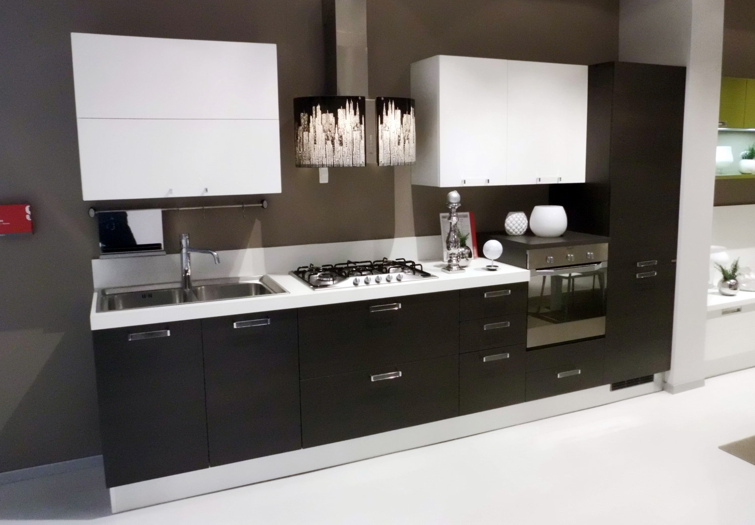 Aurora Cucine Design Cucine Country Chic Cucine In Muratura Ask Home  #665E42 1500 1043 Cucine Shabby Chic Scavolini