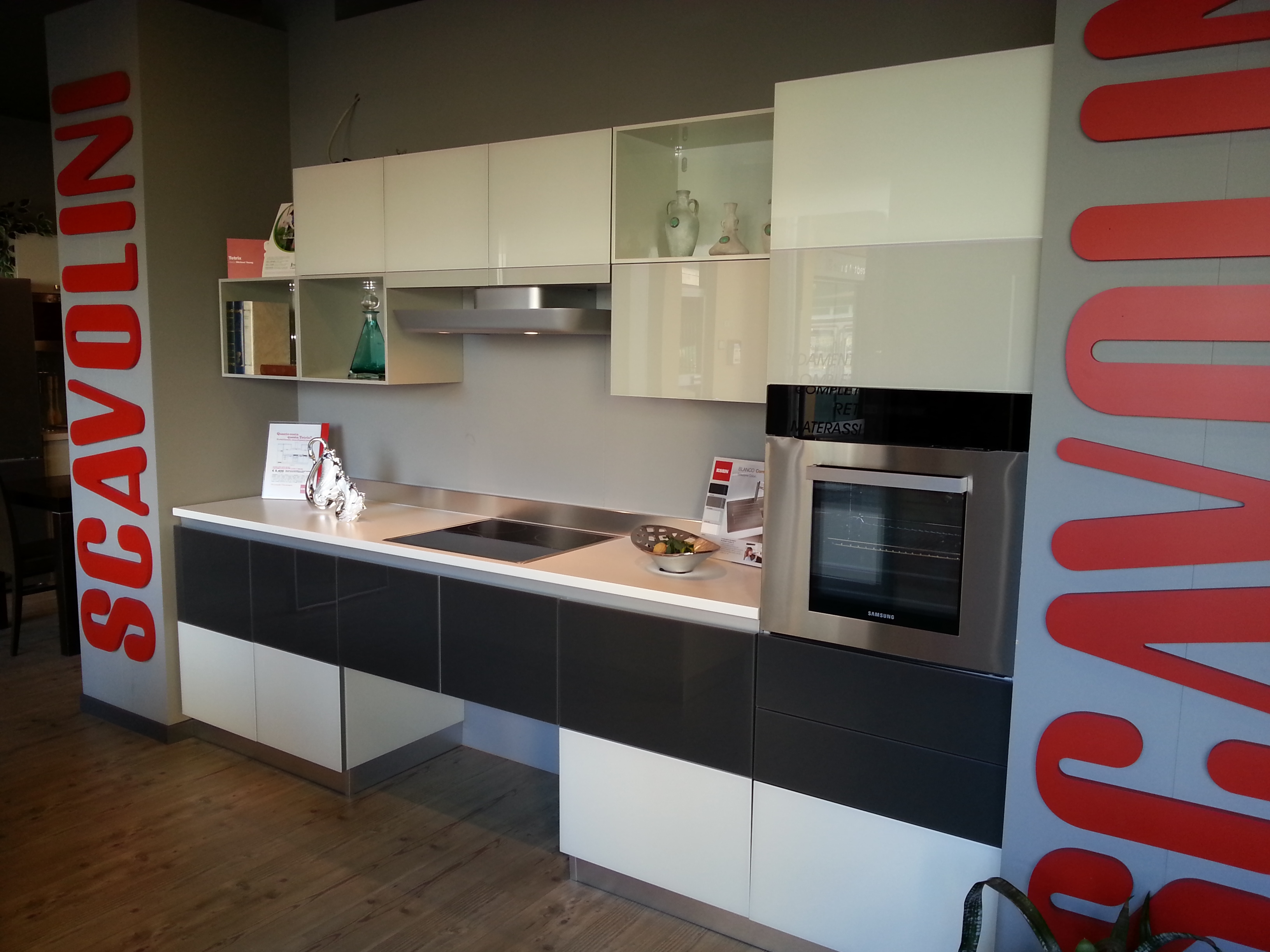 Stunning cucine con isola centrale prezzi images ideas - Cucine moderne con isola ...